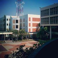 Photo taken at Universidad Rafael Belloso Chacín (URBE) by Ricardo R. on 6/2/2012