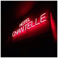 Photo taken at Hotel Chantelle by maggie b. on 3/30/2012