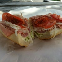 Photo taken at Sugar Hill Sub & Deli by Tom on 6/2/2012