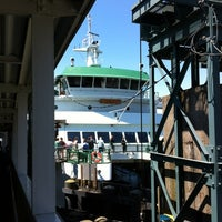 Photo taken at Seattle Ferry Terminal by Weera C. on 7/5/2012