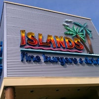 Photo taken at Islands Restaurant by Danny G. on 3/24/2012