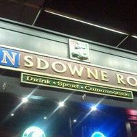 Photo taken at Lansdowne Road by Eddie P. on 3/3/2012
