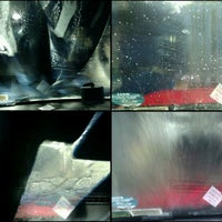 Photo taken at Golden Nozzle Car Wash by Jeff B. on 2/10/2012