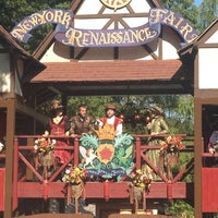 Photo taken at New York Renaissance Faire by Chris P. on 8/26/2012