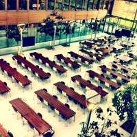 Photo taken at The Atrium by Aneesh P. on 4/20/2012