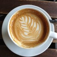 Photo taken at Café Pamenar by Lori N. on 3/7/2012