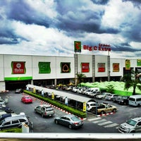 Photo taken at Big C Extra by T-Rex on 5/29/2012