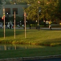 Photo taken at Bowie State University by James N. on 9/10/2012