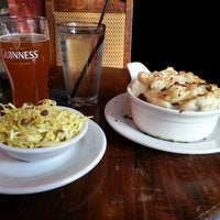 Photo taken at Brocach Irish Pub on the Square by Jennifer O. on 7/25/2012