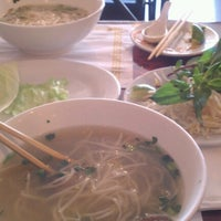 Photo taken at Pho Barclay (Barclay Plaza) by Rachel S. on 8/15/2012