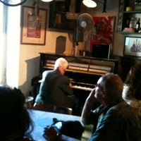 Photo taken at Bottega Del Vino by Armando G. on 7/8/2012