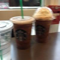 Photo taken at Starbucks by Gwynne K. on 5/4/2012