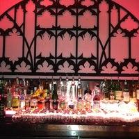 Photo taken at Cellar Bar at Bryant Park Hotel by Mandar M. on 8/11/2012