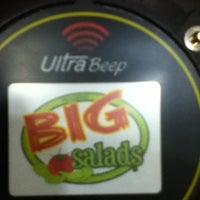 Photo taken at Big Salads by Mara R. on 3/8/2012