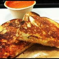 Photo taken at Morris Grilled Cheese Truck by Chelle . on 7/7/2012
