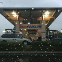 Photo taken at Costco Gas by Dizzy D. on 2/8/2012
