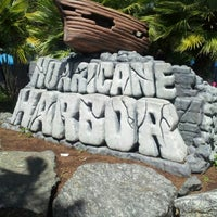 Photo taken at Six Flags Hurricane Harbor by John B. on 6/23/2012