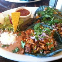 Photo taken at Mole Restaurante Mexicano & Tequileria by Clayton O. on 4/24/2012