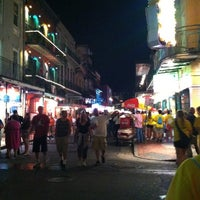 Photo taken at Bourbon Street by Erin on 7/20/2012