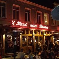 Photo taken at 't Hart van Breda by Jeremiah v. on 8/9/2012