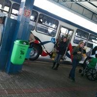 Photo taken at Terminal Central by Thiago M. on 8/16/2012