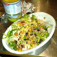 Photo taken at Chipotle Mexican Grill by Andrew J. on 2/17/2012