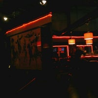 Photo taken at Iris Lounge by Allen W. on 2/19/2012