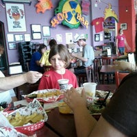 Photo taken at Tijuana Flats by Nancy B. on 5/31/2012