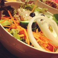 Photo taken at The Salad Concept by Nui B. on 6/22/2012