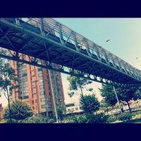 Photo taken at TransMilenio: Pepe Sierra by Daniel ß. on 2/23/2012