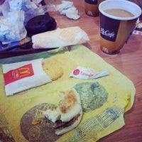 Photo taken at McDonald's by Ricky B. on 5/25/2012
