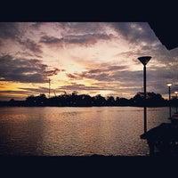 Photo taken at Bung Sam Ran Fishing Park by Jirawat T. on 8/2/2012