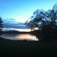 Photo taken at Deep Creek Lake by Steven M. on 4/30/2012