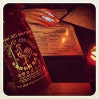Photo taken at Wondrous Azian Kitchen by Taylor N. on 9/2/2012