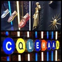 Photo taken at Cole Haan by J D. on 2/15/2012