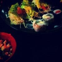 Photo taken at Sushi Nakay by Bruna C. on 8/2/2012