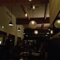 Photo taken at Restaurant Zoë by Kate S. on 2/25/2012
