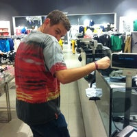 Photo taken at H&M by Hannah S. on 8/16/2012