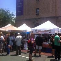 Photo taken at Brooklyn Flea - Fort Greene by Jonathan B. on 6/2/2012