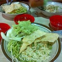 Photo taken at MATOS Food Court by Putri P. on 8/26/2012