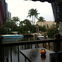 Photo taken at The Pirate Republic Seafood & Grill by Christina C. on 6/22/2012