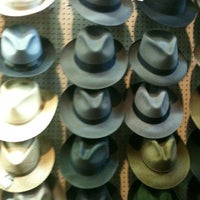 Photo taken at Berkeley Hat Company by Lindsay P. on 8/26/2012