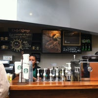 Photo taken at Starbucks by Veva G. on 2/16/2012