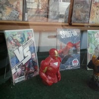 Photo taken at Capital Comics by Jed S. on 5/27/2012