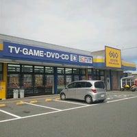 Photo taken at ゲオ 日立鮎川店 by Kenta S. on 7/2/2012