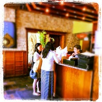 Photo taken at Opart Thai House Restaurant by Benjamin ☁ on 7/8/2012