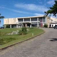 Photo taken at Museu de Arte da Pampulha by Samylla B. on 5/25/2012