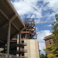 Photo taken at Memorial Stadium by E-RoK on 8/12/2012