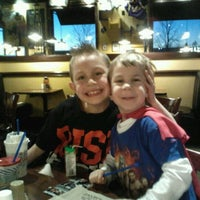 Photo taken at Zaxby's by Jennifer N. on 2/25/2012