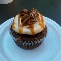 Photo taken at Swirlz Cupcakes by Nyssa L. on 3/17/2012